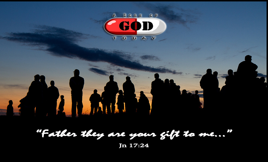 father they are your gift to me