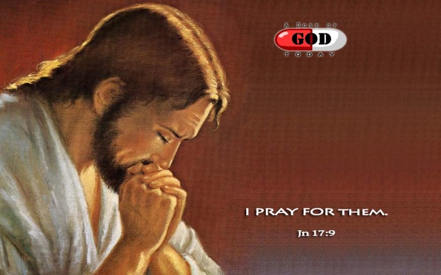 i pray for them